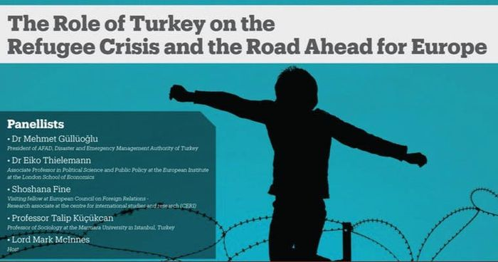 The role of Turkey on the refugee crisis and the road ahead